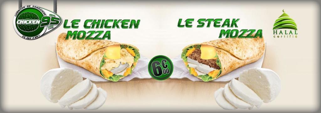 2 nouvelles recettes Chicken City