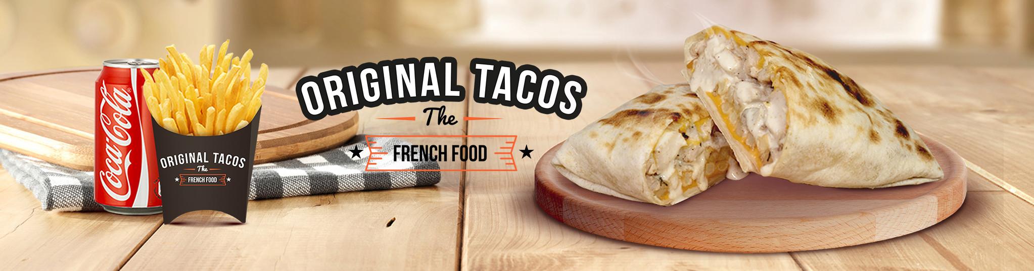 Original Tacos Maroc